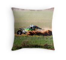 Mannum Off Road Racing Enduro Throw Pillow