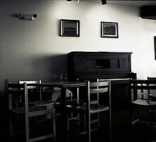 Cafe Piano by Sgaugs