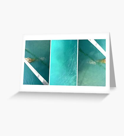 The Jetty #1 Greeting Card