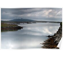 North Uist: Perfect Calm Poster