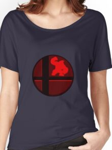 Smash Bros. Donkey Kong Women's Relaxed Fit T-Shirt