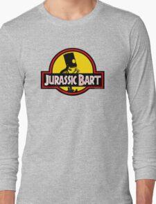 Jurassic Bart Long Sleeve T-Shirt