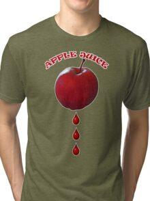 APPLE JUICE Tri-blend T-Shirt