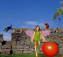 The Green Fairy loves Tom. by albutross