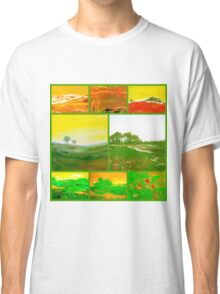 green world Classic T-Shirt