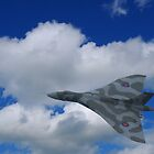 XH558 by Tony Dewey