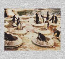 Penguin Paradise Baby Tee