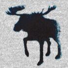 Moose by twoboos