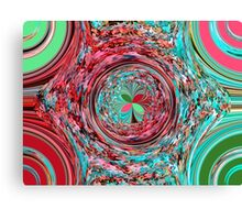 Crystalline Prophecy Canvas Print