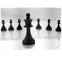 Black King Poster