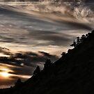 Saturday Eve's Sky by NancyC