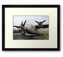 Northrop YC-125B Raider Framed Print