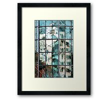A Royal Reflection Framed Print