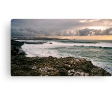 Newquay Canvas Print
