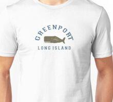Greenport - Long Island. Unisex T-Shirt