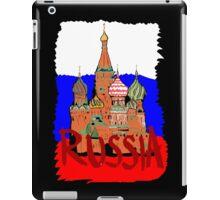 Russia iPad Case/Skin
