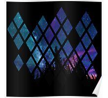 Diamond Sky Poster