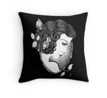 Harlow Rose Throw Pillow