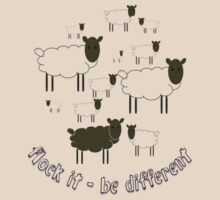 Flock It - Be Different by taiche