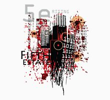 Rise of the Fifth Estate [red] Unisex T-Shirt