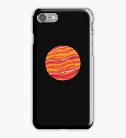 Bound for Planet Bacon… iPhone Case/Skin