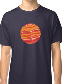 Bound for Planet Bacon… Classic T-Shirt