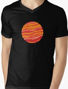 Bound for Planet Bacon… Mens V-Neck T-Shirt