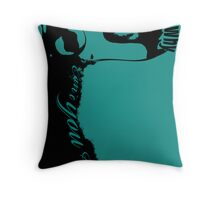 Why can't you see Throw Pillow