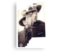 Fritz Lang. Canvas Print