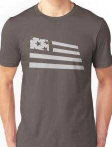 Distressed Flag Unisex T-Shirt