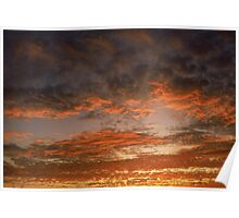 Canvas Sky Poster