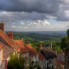 Gold Hill Portrait by Mark Waugh
