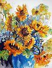 Vase Full of Sunshine by Jim Phillips