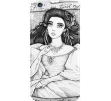 You precious thing iPhone Case/Skin