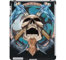 Othar Metal God  iPad Case/Skin