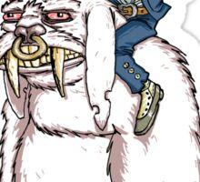 Beast Riding Gentleman-Hunter. Sticker