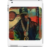 Rakim iPad Case/Skin