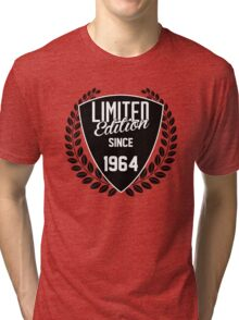 LIMITED EDITION SINCE 1964 Tri-blend T-Shirt