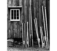 Stilts Photographic Print