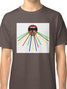 Speaking Color  Classic T-Shirt