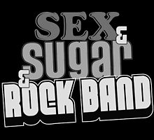 SEX & SUGAR & ROCK BAND by Eniac