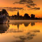Marlow Sunrise by Martin Griffett