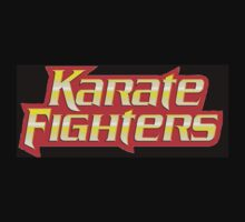 Karate Fighters Kids Clothes