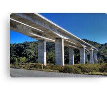 HDR Bridge Canvas Print