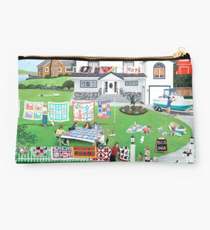 Cat Lovers Society Studio Pouch