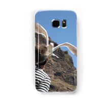 Dont Bite His Nose Samsung Galaxy Case/Skin
