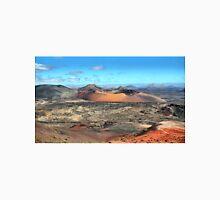 Volcanic scenery - Timanfaya National Park, Lanzarote Unisex T-Shirt