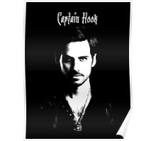 Captain Hook - OUAT Poster