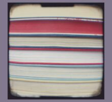 Red stripe books photograph Kids Clothes