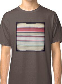 Red stripe books photograph Classic T-Shirt